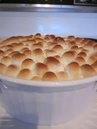 candied yams and marshmallows crockpot yams