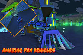 Halloween Monster Games by Halloween Monster Car Crush Android Apps On Google Play