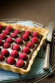 cuisine journaldesfemmes tarte chocolat framboises 100 maison recipe chocolate