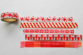 Washi Tape What Is It Washi Tape Christmas Trees