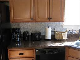Stick On Backsplash For Kitchen by Kitchen Glass Backsplash Stick On Backsplash Metal Tile
