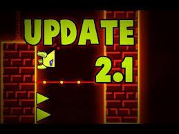 geometry dash full version new update geometry dash update 2 1 sneak peek fan made g youtube