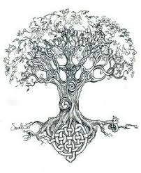 celtic tree of i really like this and now of want it