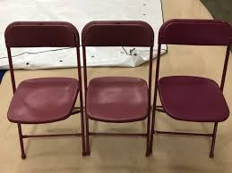 Samsonite Chairs For Sale Secondhand Chairs And Tables Folding Chairs