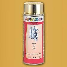 16 u20ac aerosol de colores con efecto dupli color efecto oro leroy