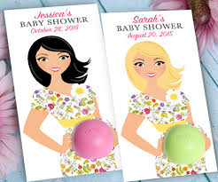 baby shower for to be eos baby shower favors to be in flower dress printable