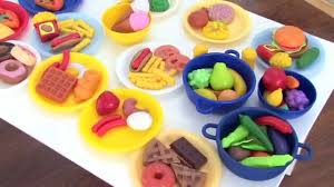 cuisine kidcraft kidkraft 63187 tasty treats food set smerfowy pl