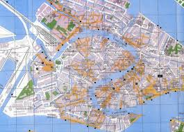 Map Of Central Italy by Venice Italy Tourist Map Venice Italy U2022 Mappery Venice