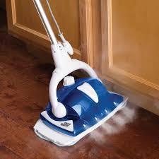 Best Hardwood Floor Steam Mop The Quick Drying Steam Mop Hammacher Schlemmer