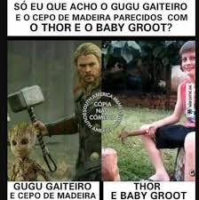 Meme Bebek - thor e baby groot meme by marcao57 memedroid