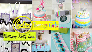 backyard birthday party ideas for teens 30 cute teenage