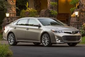 2014 toyota avalon warning reviews top 10 problems you must know