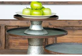 galvanized cake stand stands galvanized metal cake stand wedding cake stands