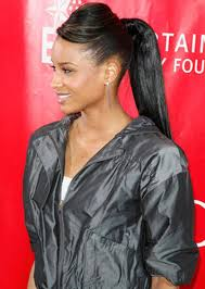 weave ponytails pictures of black ponytail hairstyles with weave