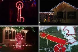 Palm Tree Christmas Lights Funny