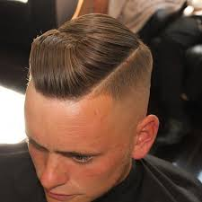 skin fade comb over hairstyle 40 modern pompadour hairstyles for men with images atoz hairstyles