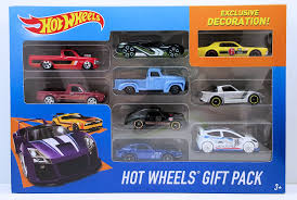 nissan hotwheels wheels gift pack model vehicle sets hobbydb