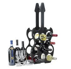 Ikea Porta Bottiglie by Guitar Shaped Wine Rack Furniture Ideas Pinterest Wine Racks