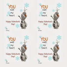 olaf free printable valentine 4 sweet creek moon