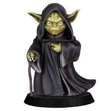 Star Wars Yoda Ilum Statue Urban Collector