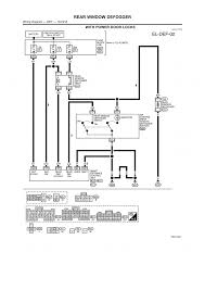 nissan versa engine diagram repair guides electrical system 2002 rear window defogger