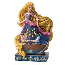 disney traditions by jim shore rapunzel figurine