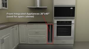 ikea cabinet microwave drawer 5 uses for ikea panels or fronts for integrated appliances