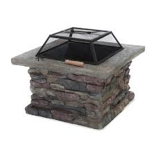 shop wood burning fire pits at lowes com
