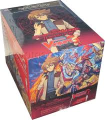 cardfight vanguard cardfight vanguard over blaze toshiki deck box 126 potomac