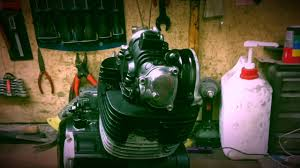 yamaha xt 250 overhaling part 2 engine youtube