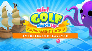mini golf matchup android game gameplay game for kids youtube