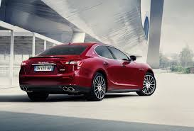 red maserati sedan maserati ghibli sport edition announced for australia