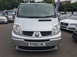 renault bus used silver renault trafic for sale kent