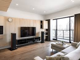 how to make wood paneling look modern a modern apartment celebrates the look of natural wood