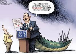 Nate Beeler Cartoons Beeler Cartoon Cruz U0027s Citizenship Woes