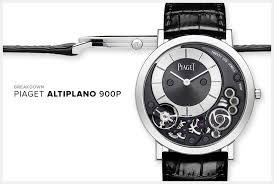 piaget altiplano review piaget altiplano 900p gear patrol