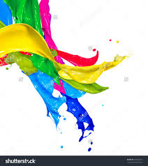 color mix stock photos images pictures shutterstock colorful paint