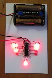 randomly twinkling leds electronics for artists