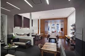 loft interior design with floor plan white street loft in new