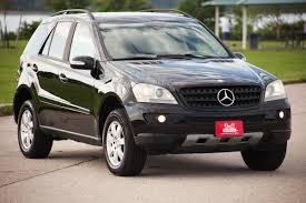 used mercedes suv for sale 2006 used mercedes ml350 for sale