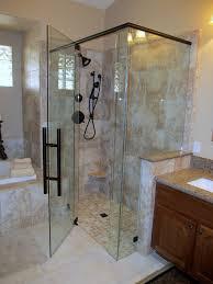 bathroom euro style 52 inch shower door frosted shower doors