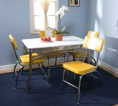 Retro Kitchen Table And Chairs For Sale by Dining Table Old Dining Table Chairs Vintage Diner Table Set