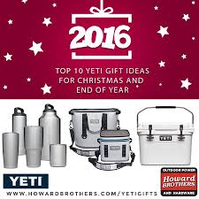 top 10 yeti gift ideas for christmas and end of year for your
