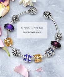 sterling silver charm bead bracelet images Pandora compatible charm beads 925 sterling silver beads jpg