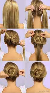 updo hairstyles step by step easy wedding updo hairstyles step step