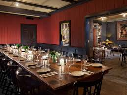 Dining Room Tables That Seat 12 Or More by 16 Great Nyc Restaurants For Your Wedding Day