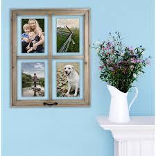 better homes and gardens wall decor better homes gardens 4 open windowpane frame walmart com