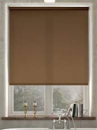 Dark Brown Roman Blinds Roller Blinds From Cheap Plains To Exclusive Designs You Can