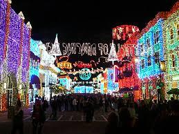 christmas at disney world theme park life