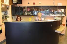 Reception Desk For Salon Cerritos College Woodworking Students Build Radius Reception Desk